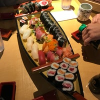 Photo taken at Oishi Sushi by Mike G. on 4/6/2017