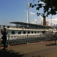 Photo taken at Cruise Genève-Yvoire by Hl H. on 8/4/2014