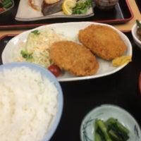 Photo taken at するがや by Papa P. on 4/9/2014