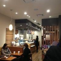 Photo taken at CAFÉ de CRIÉ 道玄坂上店 by Papa P. on 2/20/2013