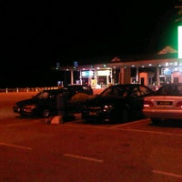 Photo taken at Plaza Tol Ayer Hitam by Eone D. on 10/20/2012