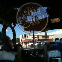 Photo taken at Ford's Filling Station by phaedra r. on 9/13/2012