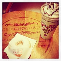 Photo taken at J.Co Donuts & Coffee by Nn on 10/23/2013