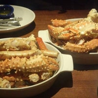 Photo taken at Red Lobster by Johnny E. on 12/28/2012