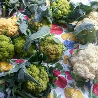 Photo taken at Le Marché St. Norbert Farmer's Market by David B. on 7/27/2013