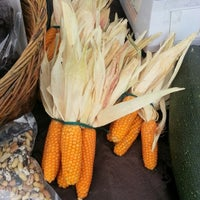 Photo taken at Le Marché St. Norbert Farmer's Market by David B. on 10/20/2012