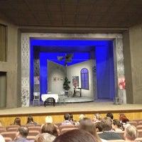Photo taken at Театр юного зрителя by Завсегдатайка Б. on 2/10/2013
