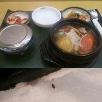 Photo taken at The Palace Korean Restaurant by Lynnnnn T. on 11/30/2015