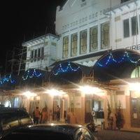 Photo taken at Stasiun Cirebon Kejaksan by Soulmate B. on 5/20/2013