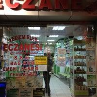 Photo taken at Yediemirler Eczanesi by Arafat Salih A. on 2/12/2013