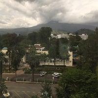 Photo taken at Palace Hotel Arusha by Sanusi &. on 11/20/2016