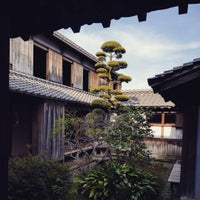 Photo taken at Former Hosokawa Residence by Jano W. on 4/11/2016