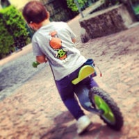 Photo taken at Parco Giochi Lungolago by Alessio L. on 6/4/2013