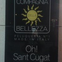 Das Foto wurde bei Oh Sant Cugat von Rosa Maria M. am 12/1/2014 aufgenommen