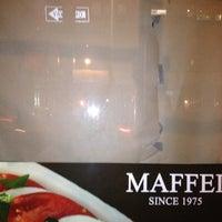 Photo taken at Maffei's Pizza by amanda b. on 11/13/2012