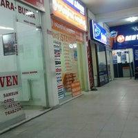 Photo taken at Düzce Şehirler Arası Otobüs Terminali by Şevket Y. on 3/28/2013