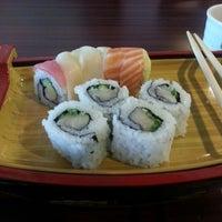 Photo taken at JoA Sushi Japanese Restaurant by Scott W. on 2/19/2013