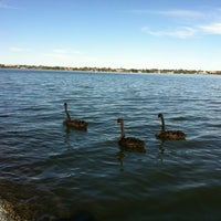 Photo taken at Swan River by Arek O. on 5/15/2013