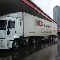 Photo taken at Gerger Taşımacılık İstanbul avrupa Yakası Şube by hasan n. on 8/1/2013