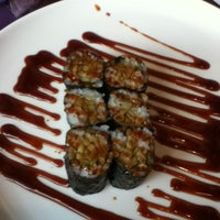 Photo taken at Tuxedo Sushi by Alessia P. on 10/15/2012
