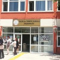 Photo taken at Talim ve Terbiye Kurulu Başkanlığı by Ali C. on 6/4/2013