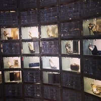 Photo taken at Jimmy Choo by Alan S. on 10/21/2013