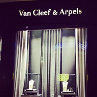 Photo taken at Van Cleef & Arpels by Alan S. on 3/28/2014