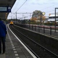 Photo taken at Station Helmond by Maike K. on 10/16/2012