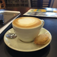 Photo taken at Chit Chat Cafe by Yirama J. on 2/26/2013