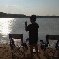 Photo taken at Lake Bridgeport by Tim R. on 7/5/2013