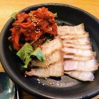 Photo taken at 항아리 by Suzie S. on 11/22/2013