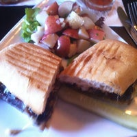 Photo taken at McLeod House Bistro by Marla C. on 9/6/2013