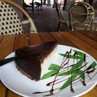 Photo taken at Cafe Mané by Evelynn D. on 5/11/2013
