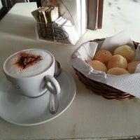 Photo taken at Fran's Café by Danilo T. on 12/1/2012