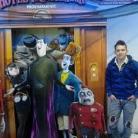 Photo taken at Cinemas Procinal by Carlos H. on 10/21/2012