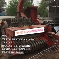 Photo taken at Osmaniye Sanayi Sitesi by Cem Burak N. on 4/9/2018