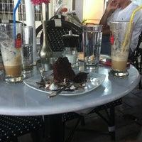 Photo taken at Cafe Nelmezzo by Giuseppe L. on 9/30/2012