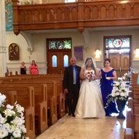 Photo taken at St. Peter's Catholic Church by Alejandra G. on 7/4/2014