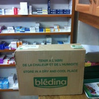 Photo taken at Pharmacie Ibn Tachfine by David D. on 9/27/2013