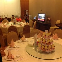 Photo taken at Angke Restaurant & Function Hall by renatha e. on 3/12/2013