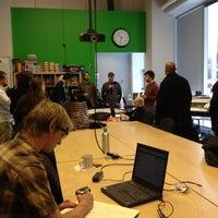 Photo taken at NextFab by Vim I. on 11/16/2012