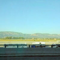Photo taken at Zakynthos International Airport Dionysios Solomos (ZTH) by Dennis on 9/29/2012