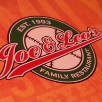 Photo taken at Joe & Leo's by Carlos S. on 6/1/2013