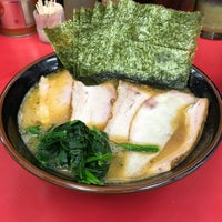 2/9/2018にだい モ.が横浜ラーメン 田上家で撮った写真