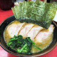 4/9/2018にだい モ.が横浜ラーメン 田上家で撮った写真