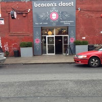 Photo taken at Beacon's Closet by CarlosT1 on 1/30/2013