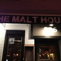 Photo taken at The Malt House by JonathanT2 on 1/27/2013