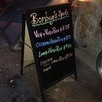 Das Foto wurde bei Bombay's Indian Restaurant von JonathanT2 am 1/16/2013 aufgenommen