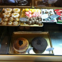 Photo taken at Trois Pommes Patisserie by DebraT3 on 2/7/2013