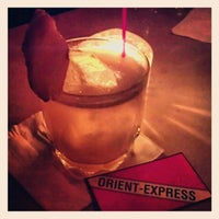 Photo taken at Orient Express by Christina X. on 12/31/2012